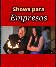 Magos, shows, espectaculos para empresas